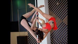 Cours Pole Dance Lyon Inter / Avancé