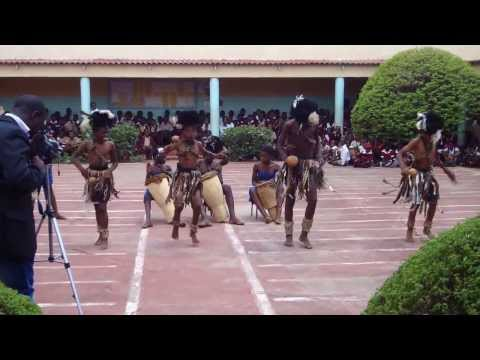 African Traditional Dance Mbizo Primary School