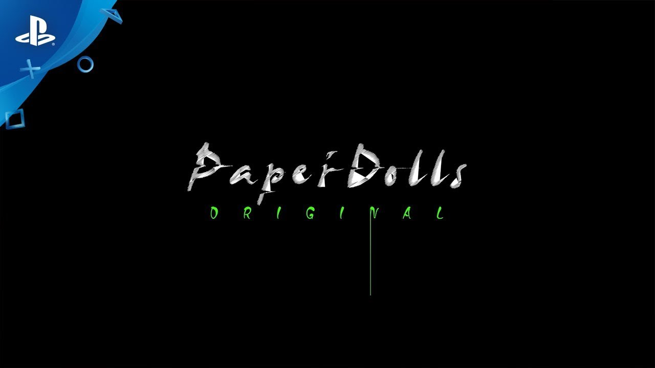 Paper Dolls Original - Official Trailer|PS4