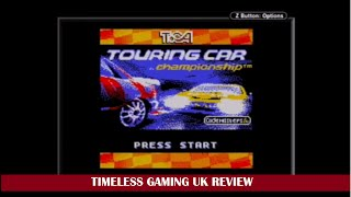 TOCA Touring Car Championship - Game Boy Color - Review
