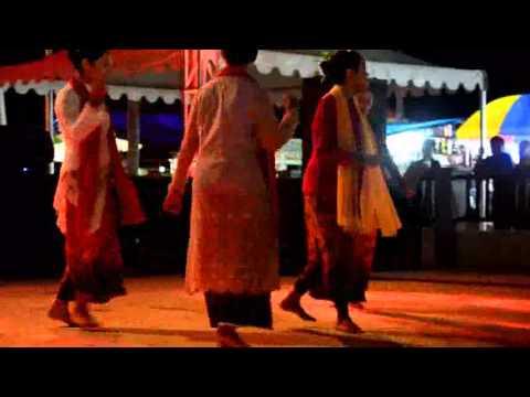 JEPEN TIRIK Tradisi Budaya Melayu Suku Paser