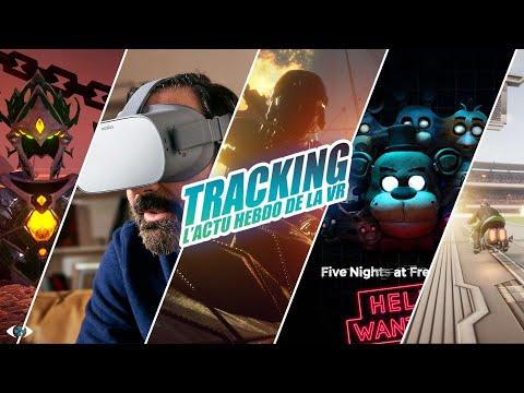 Tracking : L'actu VR hebdo #03 - Màj Firewall, nouveau studio Oculus, Iron-Man VR…