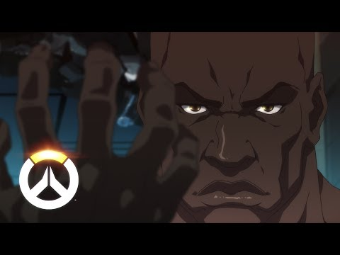 Thumbnail: [NEW HERO – NOW PLAYABLE] Doomfist Origin Story | Overwatch