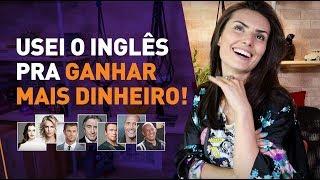 USEI O INGLÊS PRA GANHAR MAIS DINHEIRO! | Um dos melhores investimentos que já fiz