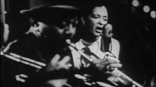 Billie Holiday - Fine And Mellow (Live CBS Studios 1957).avi