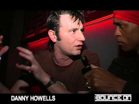 Top DJ Interviews - Danny Howells
