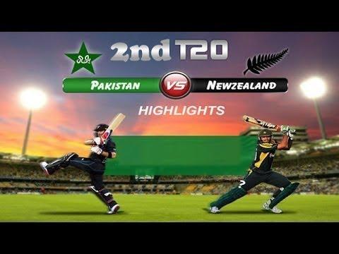 Pakistan Vs New Zealand 3rd T20 | Highlight 2018 | Live  Ptv Sports
