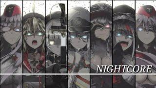 Nightcore - sick boy
