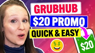FREE Grubhub Promo Code & Coupon 2021: Get MAX Discounts Quickly!