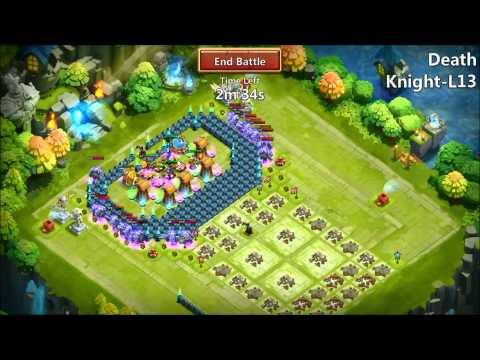 Castle Clash - 1.2.74 Update - Showing As Much As I Can  082415