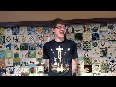 Nathan Klatt visits the Omaha Chess Camp!