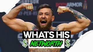 What's Connor McGregor's Net Worth?