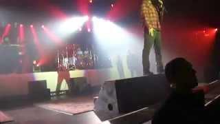 Deftones poltergeist live 11-14-2012