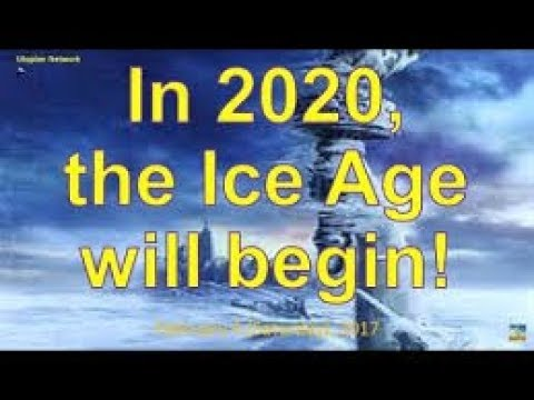 THE ICE AGE IS COMING. 2020