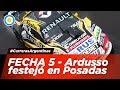 #CarrerasArgentinas - Ardusso ganó la Final del TC  - Fecha 5 - Posadas