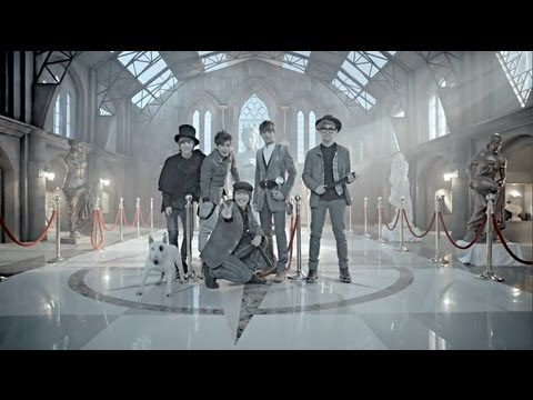 SHINee - 「Sherlock」(Japanese ver.)Music Video Full