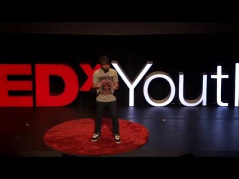 Keeping it cool with Straight Edge | Khai Aziz | TEDxYouth@K