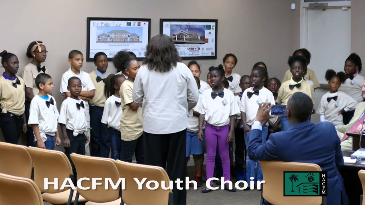 11 18 2015 HACFM Youth Choir