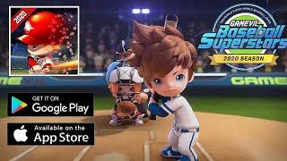 Baseball Superstars 2020 (EN) - Mobile Official Trailer (Android/iOS)