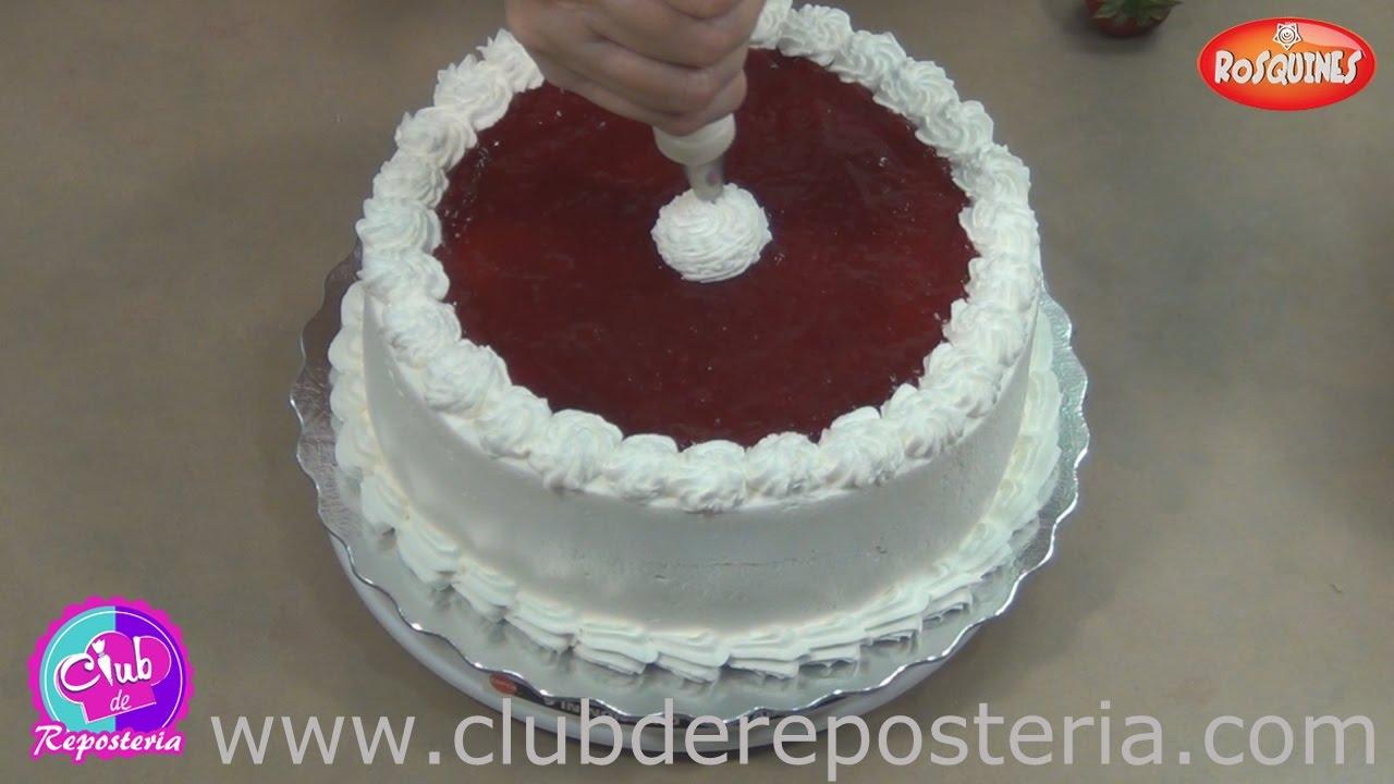 Crema Chantilly Club De Reposteria