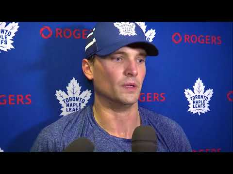 Maple Leafs Post-Game: Ron Hainsey - December 9, 2017