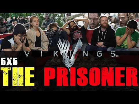 Vikings - 5x5 The Prisoner - Group Reaction