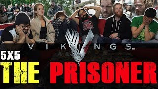 Vikings - 5x5 The Prisoner - Group Reaction