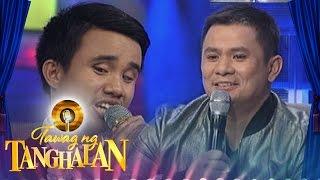 Tawag ng Tanghalan: Ogie thanks Carlmalone