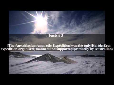 Mawson's Huts Top # 6 Facts