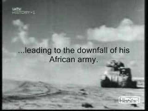 Battle of El Alamein Documentry