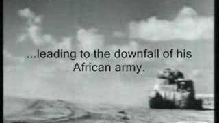 Battle of El Alamein Documentry