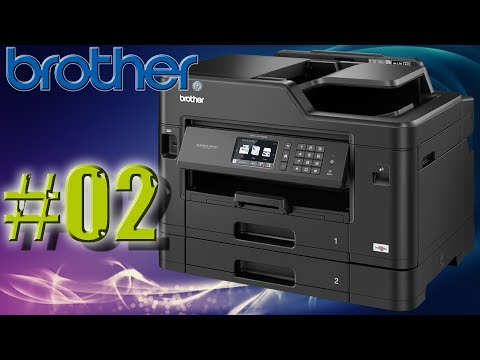 Hardware #02 - Das erste anschließen das Brother MFC-J5730DW