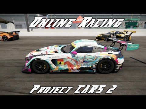 GREAT RACING AT INDY | Online Racing #29 | Let's Play: Project CARS 2 #37