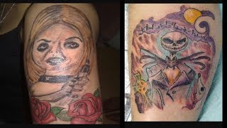 Wine Wednesday's - Friday the 13th Tattoos