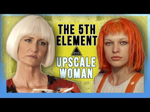 Before you see Valerian and the City of a 1000 Planets -  understand The 5th Element