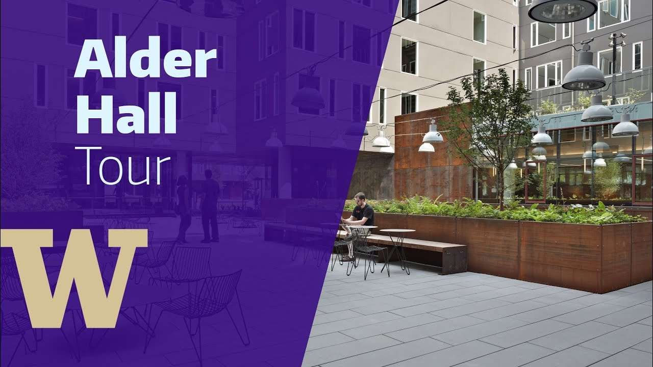 Wonderful Alder Hall Virtual Tour   YouTube