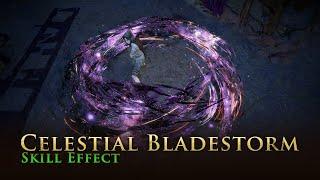 Path of Exile: Celestial Bladestorm