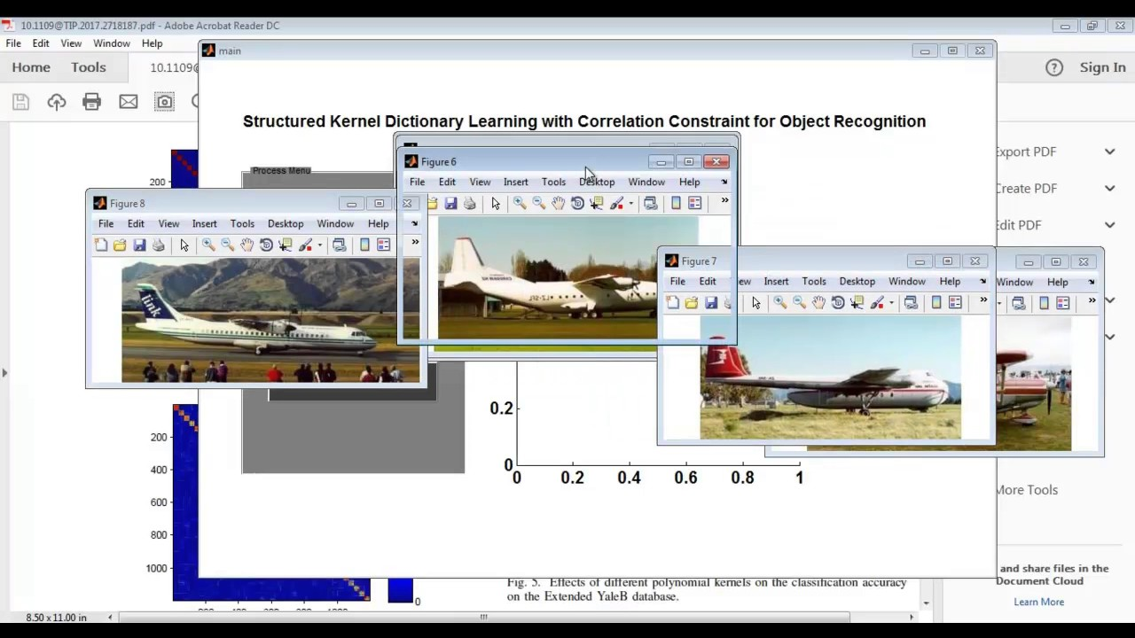 object recognition in image processing using matlab projects