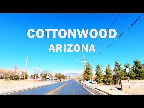 Cottonwood, AZ - 4K