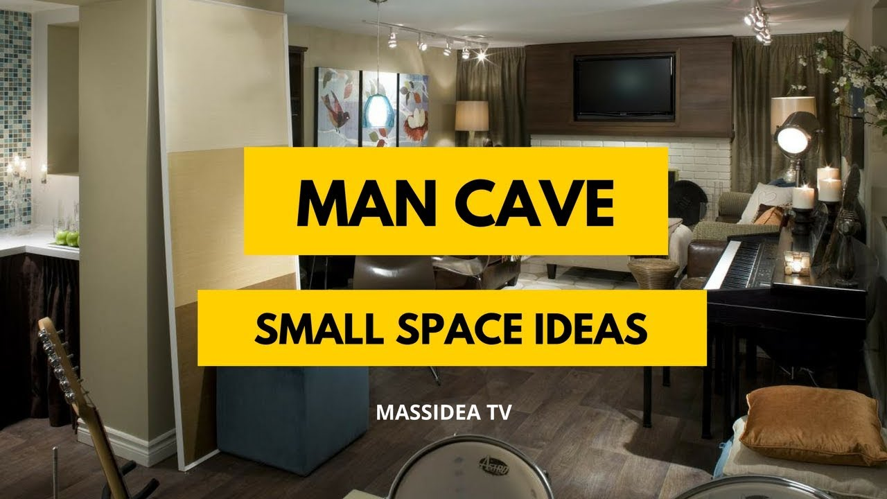 65 cool small space man cave ideas for your house