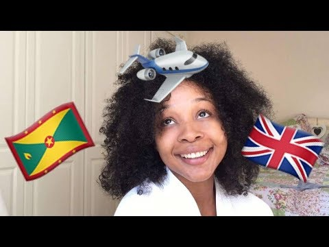 Moving to London #Christel473 TRAVEL VLOG