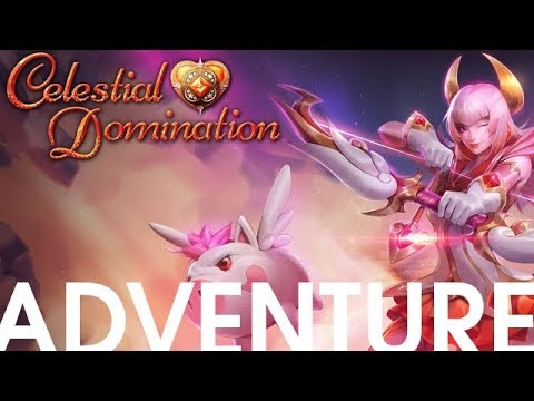 Overview - Celestial Domination Adventure