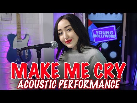 Noah Cyrus Makes Us Cry With Acoustic Performance!