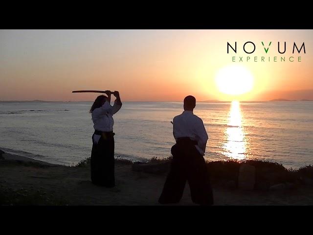 01 Ken tai jo ichi - Aikido Novum Experience -合氣道 -武器技-剣体杖一