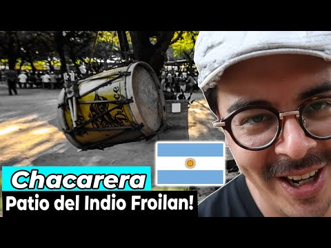 ¡Así es una FIESTA TIPICA de CHACARERA en SANTIAGO del ESTERO!, Argentina