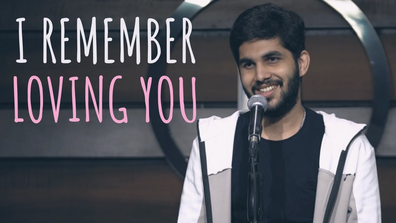 """""""I Remember Loving You"""" - Yahya Bootwala ft Samuel 