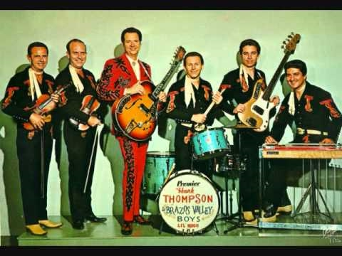 Hank Thompson & the Brazos Valley Boys - Teach 'em How to Swim