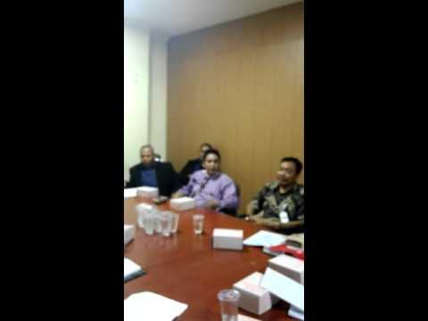 Ketua Umum LSM KPK - Bertikai dan Berdebat dengan Pejabat Walikota!