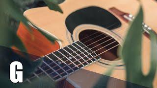 Tender Acoustic Guitar Backing Track In G Major