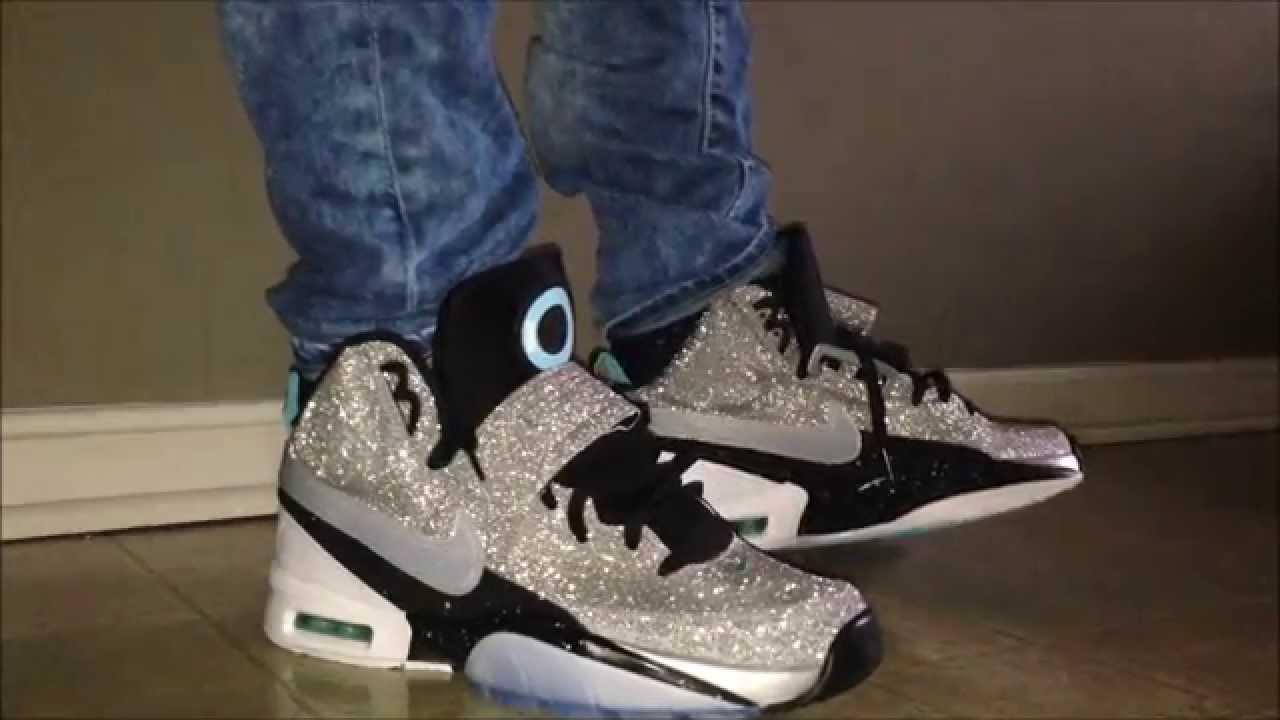 Bo Jackson Nike Air Force 1